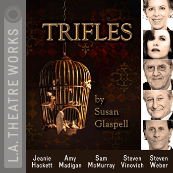 a review of susan glaspells trifles The play trifles was written by susan glaspell in 1916 this play takes place in one house, the house of mr and mrs wright the play opens with three men and two.